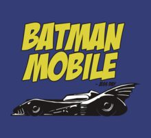 Batman Mobile by RumShirt