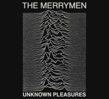 Unknown Pleasures - The Merrymen Tee by themerrymen