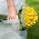Yellow Bouquet by Valerie Rosen