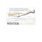 Winter Is Coming: Charles Joseph Minard Napoleon's march chart by Alberto Cairo