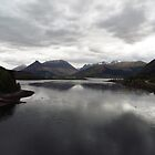 Loch Leven & Pap of Glen Coe by wiggyofipswich