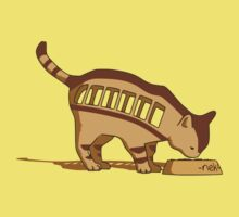 t-shirt totoro catbus in real life (IRL) nekobus  by KokoBlacksquare
