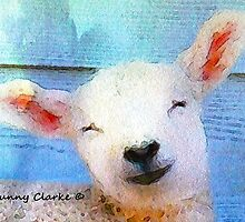 Mostly White: Sweet as a Lamb by Bunny Clarke