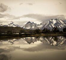Lago Verde, Patagonia, Chile, Torres del Paine, Matt Emrich Photo by Matt Emrich