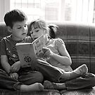 Reading Time by Tracy Friesen