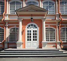 grand entrance to the palace by mrivserg