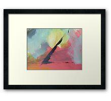 sanvensa I Framed Print