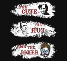 the cute, the hot and the joker (Will Hannibal Mason) by FandomizedRose