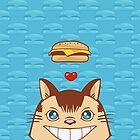 Hai! I Can Haz Cheezburger?  by helenasia