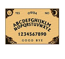 Ouija board pillow by omfgitsjaime