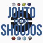 Johto Before Shoujos (Black) by Breetastic