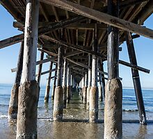 Pier by Eric Christopher Jackson