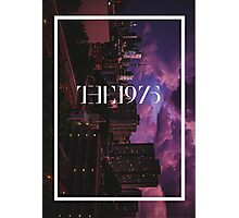 The 1975 The City Photographic Print