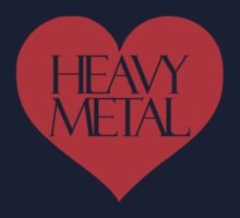 Heavy Metal Love by burtward