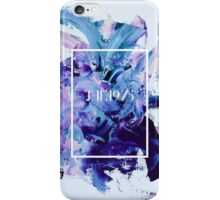 The 1975 Mess iPhone Case/Skin
