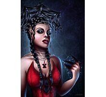 Deathweaver Photographic Print