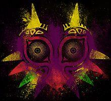 Majora Mask by Hawkness