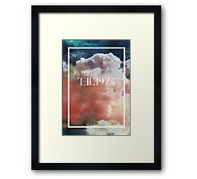The 1975 Puff Framed Print
