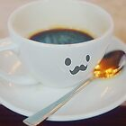 Mustache Espresso by Indea Vanmerllin