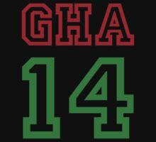 GHANA 2014 by eyesblau