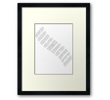 GOBSMACKED - products Framed Print