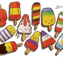 WORLD CUP 2014 LOLLIES by droog79