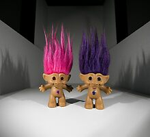 Treasure Trolls by Marissa Mancini