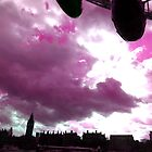 Pink London by Emma Bennett