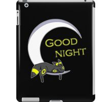 Good Night, Moonlight Pokemon iPad Case/Skin