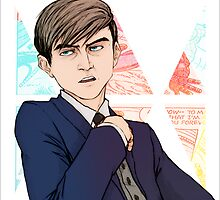 Harry Osborn by Livori