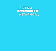 "TFIOS ""It's a Metaphor"" Phone Case by annie262"