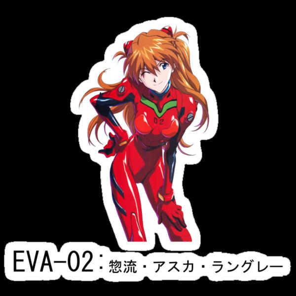 EVA-02 by callinallcreeps
