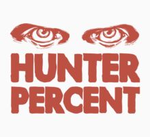 Hunter Percent (Orange Version) by swiener