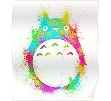 Totoro Summer Poster