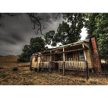 Abandoned House 1 Photographic Print