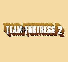 Team Fortress 2 by projectspoons