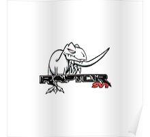 Ford Raptor SVT Poster