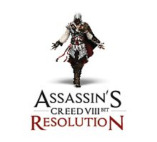 ASSASSIN'S CREED VIII BIT : RESOLUTION by marcolilliu