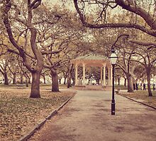 Battery Park in Charleston, SC by Kadwell