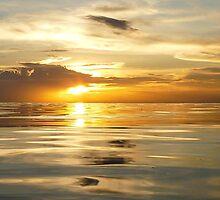 Liquid Gold #2, Mabul Island, Borneo by Cherrybom