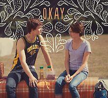 TFIOS OKAY by Sara Barnes
