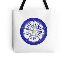 Leeds United Retro Badge Tote Bag