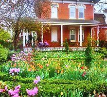 Garden Glory by Nadya Johnson