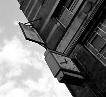 Out Of Time, Bradford Street, Birmingham by Matthew Walters