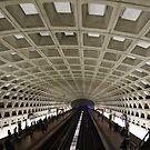 Modern Art Subway by John Carpenter