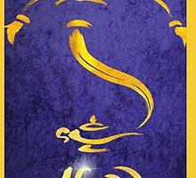 Aladdin by peasandkaris