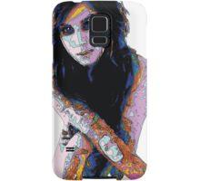 Kat Von D Samsung Galaxy Case/Skin