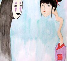 PELUSA - Sincara y mujer by jimenablack