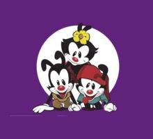 Yakko, Wakko and Dot by hvalentine