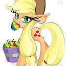 Zap Apple Season by LillyKitten